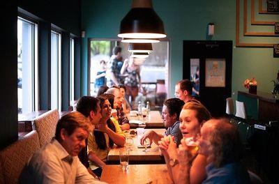 Anwendungsgebiete Luftreinigungsgeräte Restaurants CleanErgo3