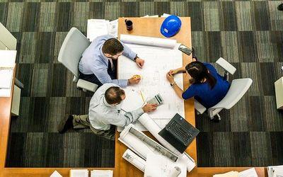 Anwendungsgebiete Luftreinigungsgeräte Büro CleanErgo4